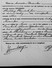 1942-11-30 - Overlijdensakte Maria Geertruida Breukink