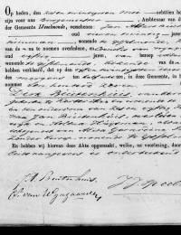 1862-05-25 - Overlijdensakte Dirk Buitenhuis