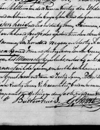 1842-10-10 - Geboorteakte Albert Johannes Buitenhuis