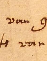 1696-09-23 - Doopinschrijving Leendert Gerritsz van Dijck