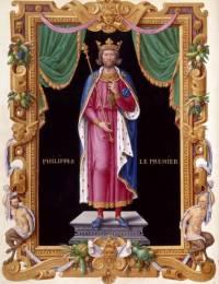 Foto Philippe I Koning van Frankrijk