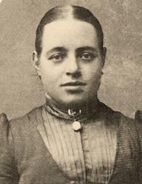 Foto Jannetje van 't Riet (1870)